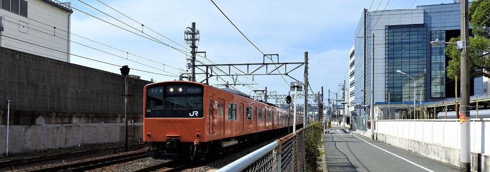 大阪市電西野田桜島線